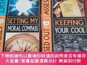二手書博民逛書店Keeping罕見Your Cool、Setting My Moral Compass、Personal Audi