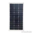星火100W單晶太陽能電池板100瓦太陽...