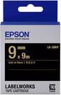 LK-3BKP EPSON 標籤帶 (黑底金字/9mm) C53S653407
