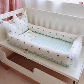 床中床上嬰兒仿生床新生兒睡床可折疊寶寶床防壓哄睡神器嬰床兒