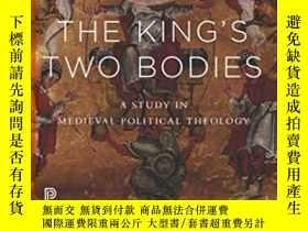 二手書博民逛書店The罕見King s Two Bodies: A Study