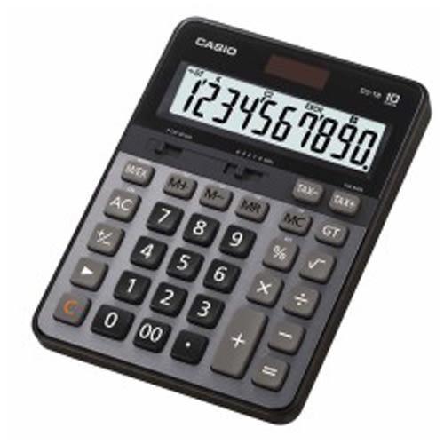 [奇奇文具]   CASIO DS-1B 桌上型計算機10位稅率