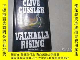 二手書博民逛書店VALHALLA罕見RISING, Clive Cussler,
