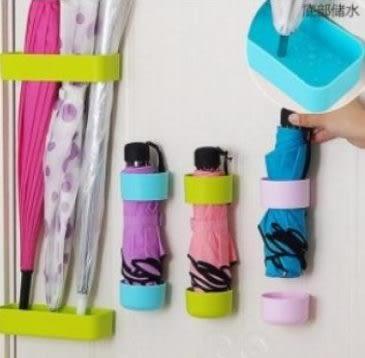 預購-創意粘貼式雨傘收納架 整理架瀝水置物架(小號)