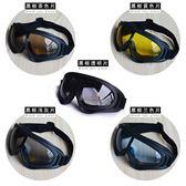 防風眼鏡男防塵透明防風沙騎行女士摩托車風鏡防沙防灰塵騎車護目 【開學季巨惠】