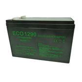 ECO1290等同湯淺NP7-12加強版電池(緊急照明.警報系統.儀器)