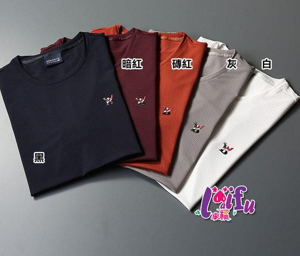 得來福T恤,T1男運動衣歐芝短袖上衣冰絲全網洞路跑健身服正品有加大M-4XL,單上衣售價790元