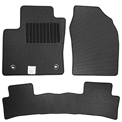 CARBUFF 汽車腳踏墊 ALTIS (2013/10~2019/02) 11代 適用 / 蜂巢式防水車墊