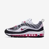 Nike W Air Max 98 [AH6799-104] 女鞋 運動 休閒 氣墊 避震 經典 球鞋 穿搭 舒適 白紅