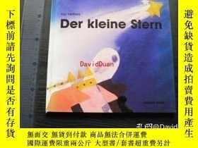 二手書博民逛書店Der罕見kleine Stern. Eine Weihnachtsgeschichte (ドイツ語) ハードカバ