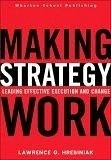 二手書博民逛書店《Making Strategy Work: Leading E