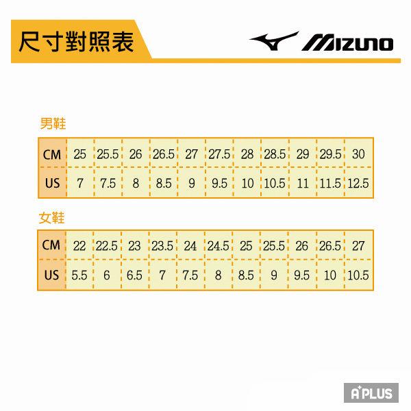 MIZUNO 男 SURGE WAVE SURGE 美津濃 慢跑鞋 - J1GC171302