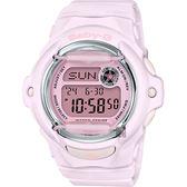 CASIO 卡西歐 Baby-G 甜美手錶-粉 BG-169M-4 / BG-169M-4DR