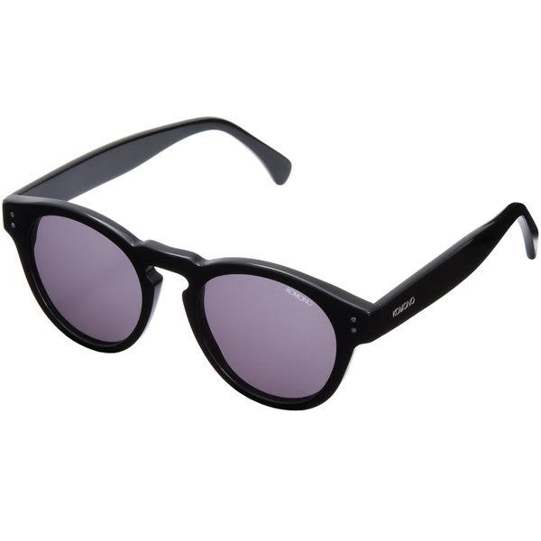 KOMONO CRAFTED工藝款手工太陽眼鏡 Clement-煙燻黑