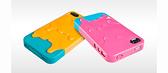 【東西商店】SwitchEasy Melt iPhone 4S / 4 冰淇淋融化紋理保護殼