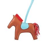 【HERMES】Rodeo MM Charm 吊飾(棕色/紅色/淺藍色) HE99000067