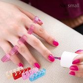 美甲矽膠分指器 分趾器 腳指分趾器 分指棉 指甲油分隔器 美甲工具 NailsMall