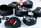 禮物盒 禮品盒心形大號精美創意簡約包裝盒生日口紅香水禮物盒空盒【快速出貨八折下殺】