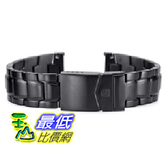 [美國直購 ShopUSA]   Luminox 原廠金屬錶帶 3402 F 117 PVD Black Steel Replacement band $6173