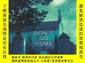 二手書博民逛書店Don t罕見Go Home (Death on Demand