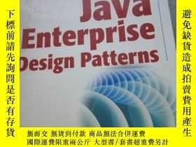 二手書博民逛書店Java罕見Enterprise Design Patterns