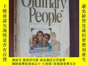 二手書博民逛書店Ordinary罕見People【英文原版】Y85718 Jud