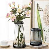 透明水培花瓶客廳復古文藝北歐風