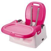 奇哥 攜帶式寶寶餐椅【粉色】828元