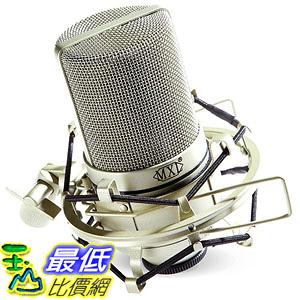 [美國直購] MXL 990 麥克風含避震架 Condenser Microphone with Shockmount