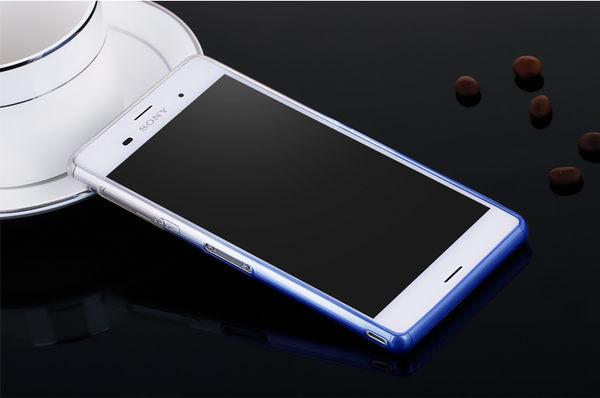 單色漸變 Sony Xperia XA1 手機殼 索尼 XA1 Ultra Plus 矽膠套 超薄 防摔透明殼 軟殼 漸層 保護套丨麥麥3C