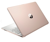 HP 15s-fq3018TU 星幻粉 15.6吋筆電 N6000/4GB/256G SSD/W10
