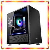 微星 塔式RGB散熱 i5-8500 處理器 強顯GTX1060 6GB 鋁鎂合金機殼