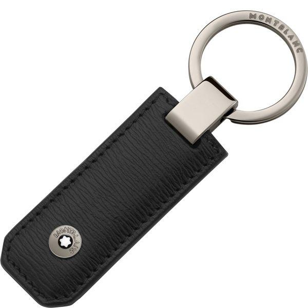 萬寶龍MONTBLANC-壓花系列-長方形鑰匙圈