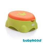 『121婦嬰用品館』傳佳知寶 babyhood  皇室多功能座便器-綠色