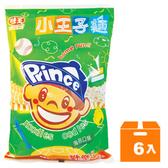味王小王子麵海苔口味15g(20包)x6袋/箱【康鄰超市】