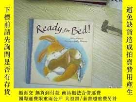 二手書博民逛書店READY罕見FOR BEDY203004