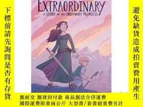 二手書博民逛書店Extraordinary:罕見A Story of an Or