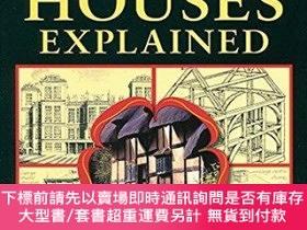 二手書博民逛書店Tudor罕見Houses ExplainedY360448 Trevor York COUNTRYSIDE