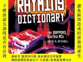 二手書博民逛書店Hip-hop罕見Rhyming DictionaryY256260 Kevin Mitchell Fireb
