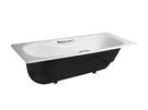 【麗室衛浴】美國KARAT 崁入式鑄鐵浴缸 1700*750*420mm