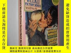 二手書博民逛書店woman s罕見weekly fiction series v