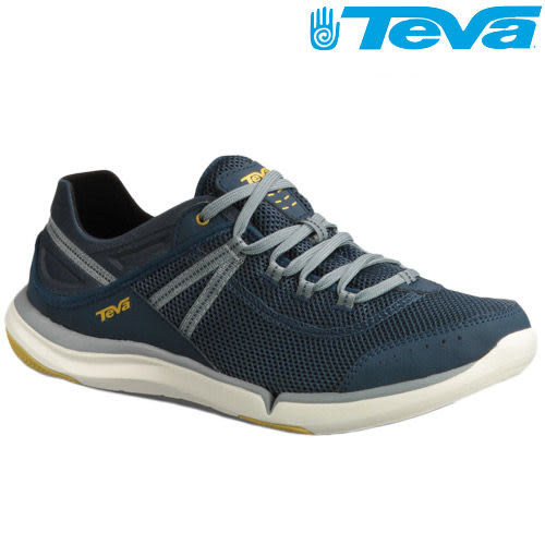 TEVA 水陸兩棲超輕量多功能運動鞋Evo - 海軍藍