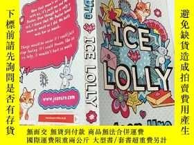 二手書博民逛書店ICE罕見LOLLY(冰棍).Y200392
