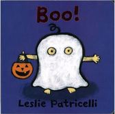 【萬聖節】BOO /硬頁書   Leslie Patricelli