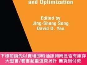 二手書博民逛書店Supply罕見Chain StructuresY255174 Yao, David D.; Song, Ji