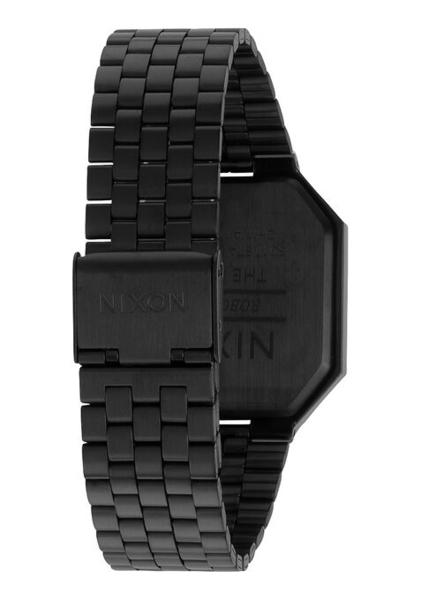 【酷伯史東】NIXON THE Re-run 黑色 潮流時尚鋼錶帶 男女適用 運動潛水 生日 情人節禮物