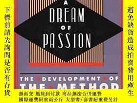 二手書博民逛書店A罕見Dream Of PassionY256260 Strasberg, Lee Penguin Usa