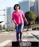 成人成年旱冰滑冰鞋兒童全套裝大學生初學者男女專業 【快速出貨】