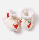 兒童鞋 鞋冬季兒童護腳套保暖鞋寶寶0-1歲加絨棉鞋子春襪步前鞋【快速出貨八折下殺】