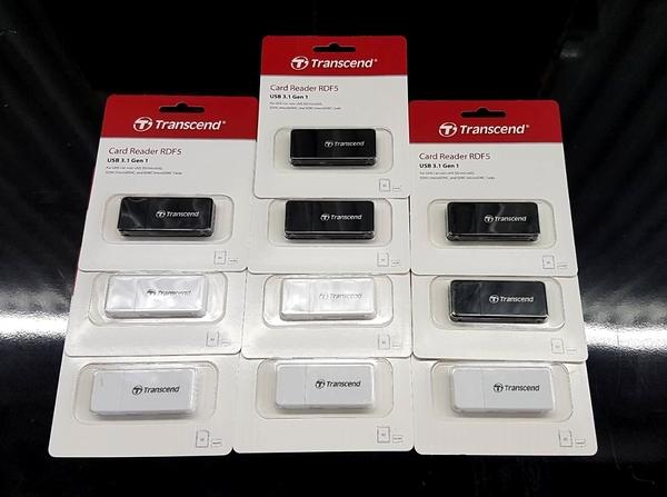 Transcend 創見 RDF5 USB3.1 二合一讀卡機 史上最好用 歡迎批發 團購 零售 單個價格249 可傑